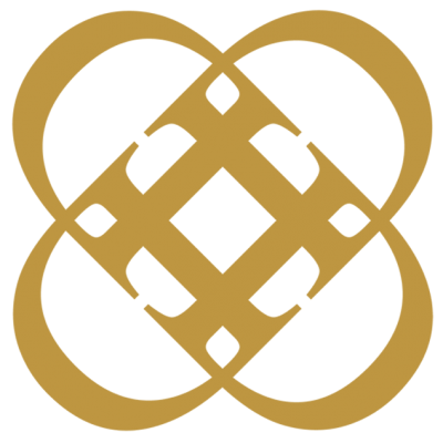 dental beauty partners logo gold