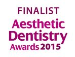 the aesthetic dentistry awards 2015 finalist