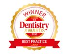 the dentistry awards 2016 winner