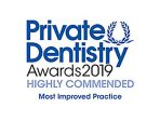 private dentistry awards 2019